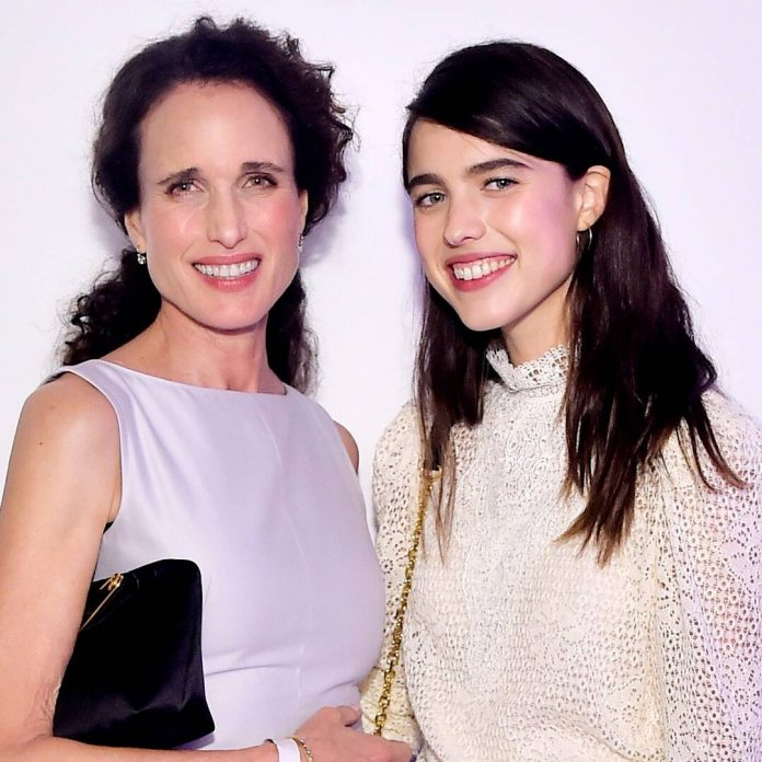 See Margaret Qualley & Andie MacDowell in New Maid Trailer