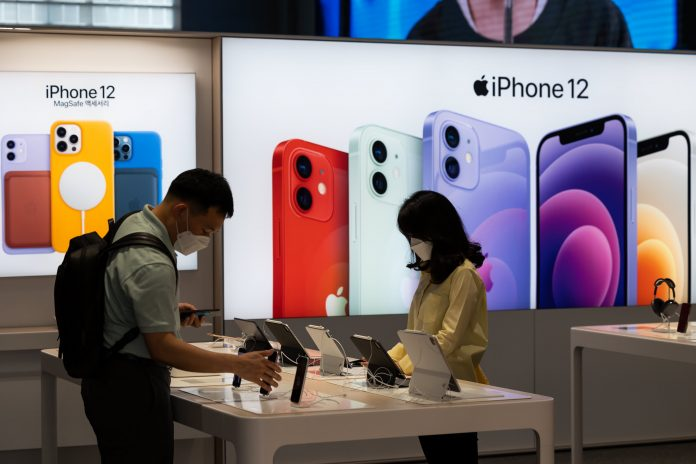 South Korea passes bill limiting Apple, Google control over app payments
