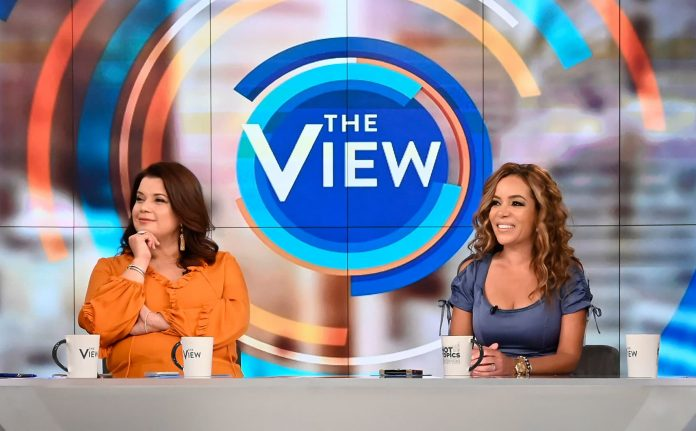 'The View' pulls hosts who tested positive for Covid minutes before Kamala Harris interview