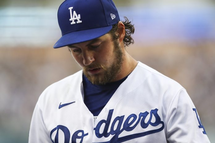 Trevor Bauer out for season as sex assault probe continues into Dodgers pitcher