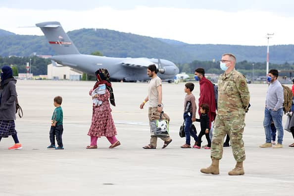 U.S. pauses inbound flights with Afghan evacuees after 4 cases of measles detected