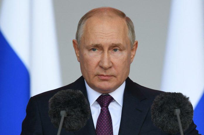 Vladimir Putin self-isolates after Covid-19 found in entourage