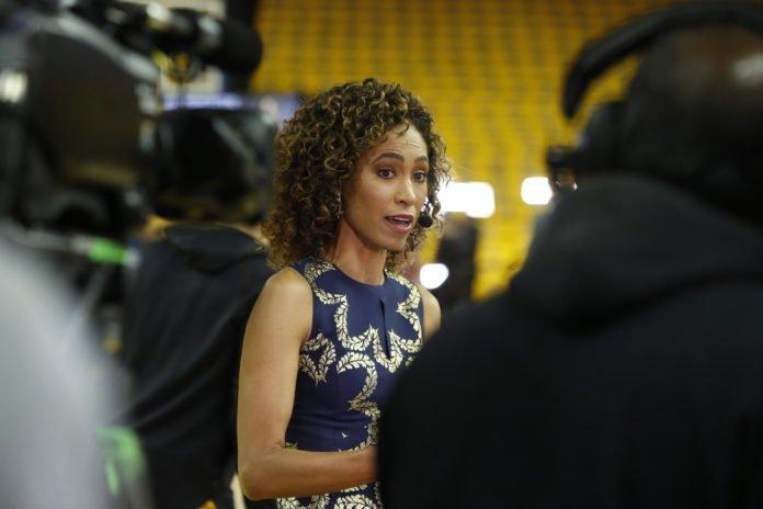 ESPN sidelines Sage Steele after vaccine, Barack Obama comments