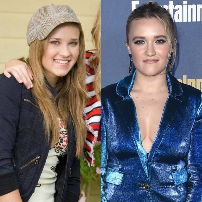 Emily Osment Reveals She's Never Seen Hannah Montana