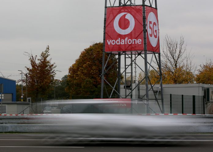 Vodafone puts first 5G mobile station into operation