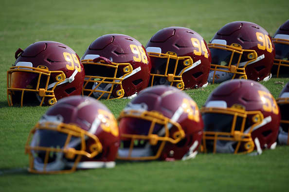 Feds searched Washington Football Team facility, trainer on leave