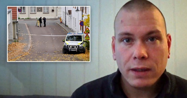 Norway terror suspect named and pictured